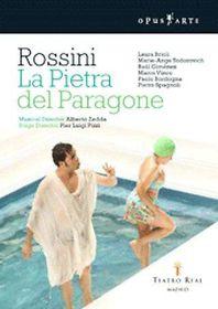 Rossini: La Pietra Del Paragone - La Pietra Del Paragone (DVD)