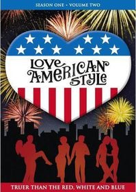 Love American Style Season 1 Vol 2 - (Region 1 Import DVD)