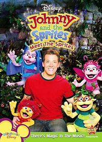 Johnny And The Sprites: Meet The Sprites - (Region 1 Import DVD)