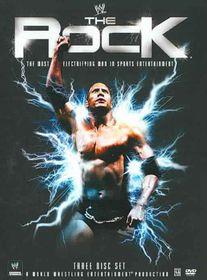 Rock:Most Electrifying Man in Sports - (Region 1 Import DVD)