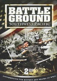 Battle Ground Southwest Pacific - (Region 1 Import DVD)