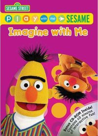 Play with Me Sesame:Imagine with Me - (Region 1 Import DVD)