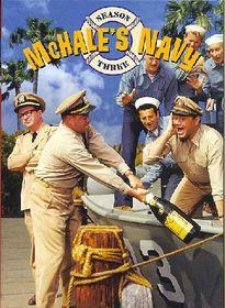 Mchale's Navy:Season Three - (Region 1 Import DVD)