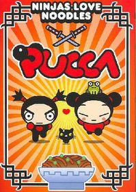 Pucca:Ninjas Love Noodles - (Region 1 Import DVD)