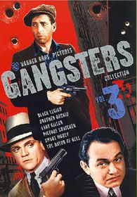 Warner Gangsters Collection Vol 3 - (Region 1 Import DVD)