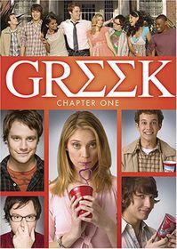 Greek Season 1:Chapter One - (Region 1 Import DVD)