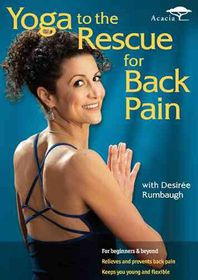 Yoga to the Rescue for Back Pain - (Region 1 Import DVD)
