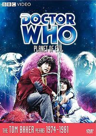 Doctor Who:Ep 81 Planet of Evil - (Region 1 Import DVD)