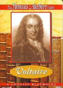 Famous Authors:Voltaire - (Region 1 Import DVD)