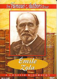 Famous Authors:Emile Zola - (Region 1 Import DVD)