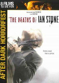 Deaths of Ian Stone - (Region 1 Import DVD)