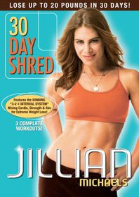 Jillian Michaels:30 Day Shred - (Region 1 Import DVD)