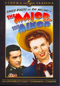 Major and the Minor - (Region 1 Import DVD)