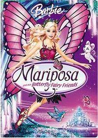 Barbie Mariposa - (Region 1 Import DVD)
