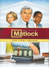 Matlock:Season One - (Region 1 Import DVD)