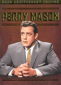 Perry Mason 50th Anniversary Edition - (Region 1 Import DVD)