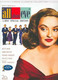 All About Eve - (Region 1 Import DVD)