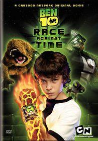 Ben 10 Race Against Time - (Region 1 Import DVD)