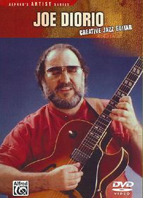 Creative Jazz Guitar - (Region 1 Import DVD)