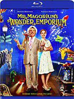 Mr. Magorium's Wonder Emporium - (Region A Import Blu-ray Disc)