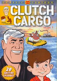 Clutch Cargo Vol 1 - (Region 1 Import DVD)