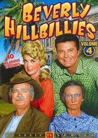 Beverly Hillbillies Vol 4 - (Region 1 Import DVD)