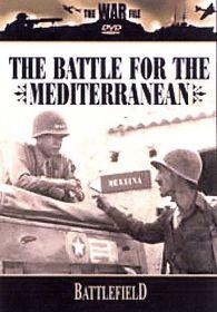 Battle for the Medterranean - (Region 1 Import DVD)