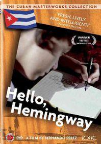 Hello Hemingway - (Region 1 Import DVD)