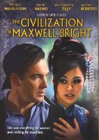 Civilization of Maxwell Bright - (Region 1 Import DVD)