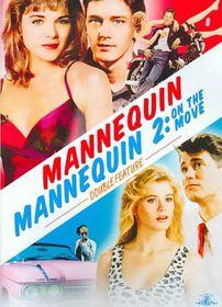 Mannequin/Mannequin 2:Move Double Feature - (Region 1 Import DVD)