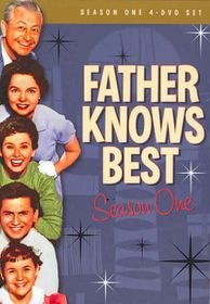 Father Knows Best:Season One - (Region 1 Import DVD)