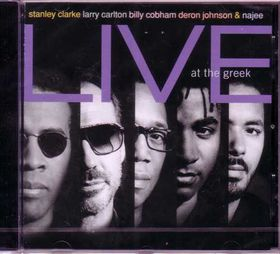 Stanley Clarke - Live At The Greek (CD)