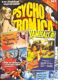 Psychotronica Vol 3:Mermaids of Tibur - (Region 1 Import DVD)