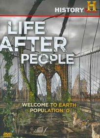 Life After People - (Region 1 Import DVD)
