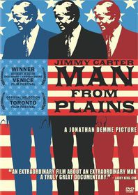 Jimmy Carter Man from Plains - (Region 1 Import DVD)
