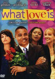 What Love Is - (Region 1 Import DVD)