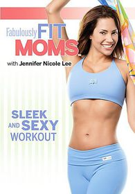 Fabulously Fit Moms:Sleek & Sexy Work - (Region 1 Import DVD)