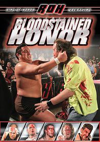 Ring of Honor:Bloodstained Honor - (Region 1 Import DVD)