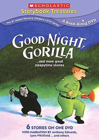 Good Night Gorilla - (Region 1 Import DVD)
