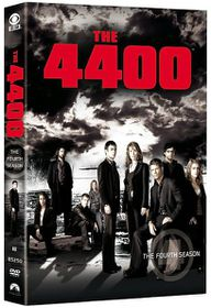 4400:Fourth Season - (Region 1 Import DVD)