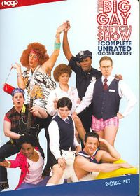 Big Gay Sketch Show:Complete Second S - (Region 1 Import DVD)