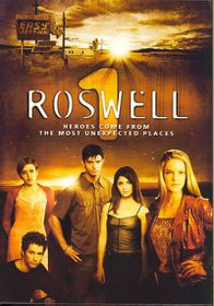 Roswell Season 1 - (Region 1 Import DVD)