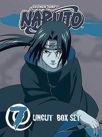 Naruto Uncut Vol 7 - (Region 1 Import DVD)