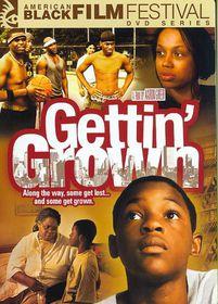 Gettin Grown - (Region 1 Import DVD)
