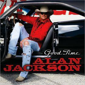 Jackson Alan - Good Time (CD)