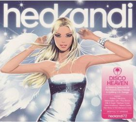 Hed Kandi [chill] [2cd] - Disco Heaven 72 (CD)