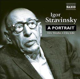 Stravinsky - Stravinsky - A Portrait (CD)