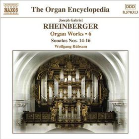 Rheinberger: Organ Works - Rheinberger: Organ Works (CD)