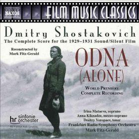 Shostakovich:Odna (Alone) - (Import CD)