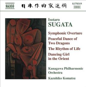 Sugata - Symphonic Overture / Peaceful Dance Of 2 Dragons / The Rhythm Of Life (CD)